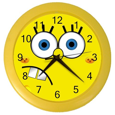 Characters Wall Clock Cartoon Wall Clock |